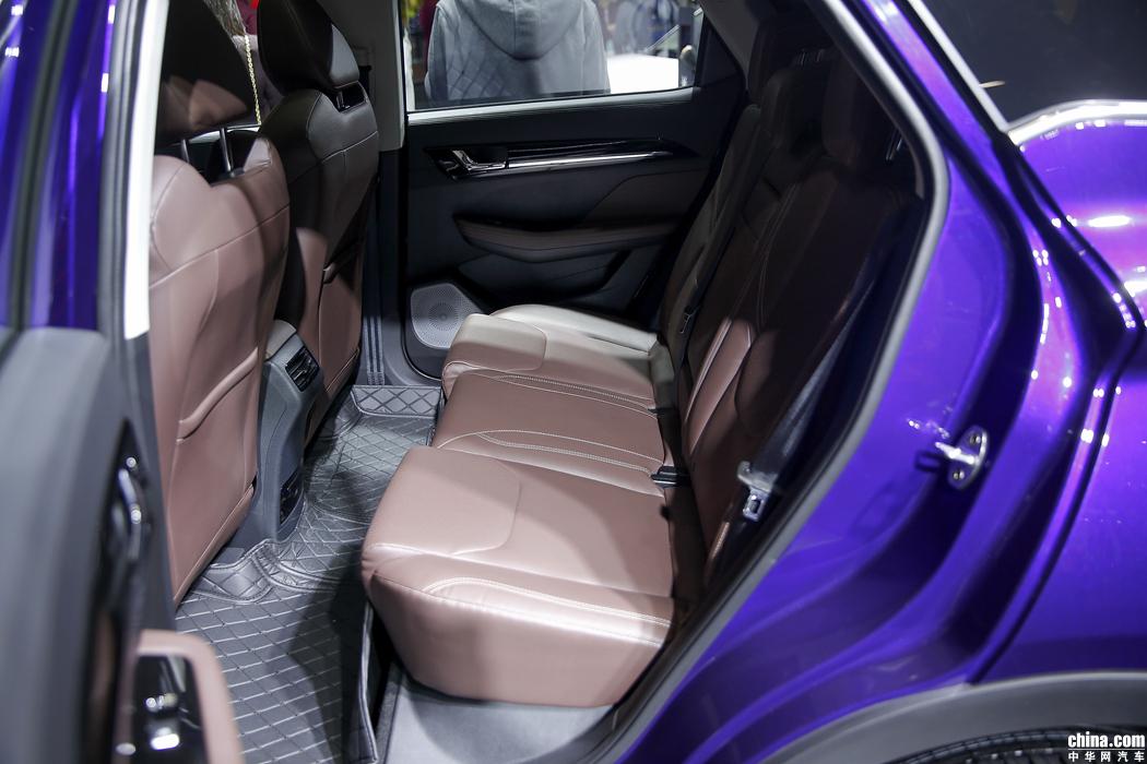 大乘G60S 2019款 1.5T 自动豪华型 空间