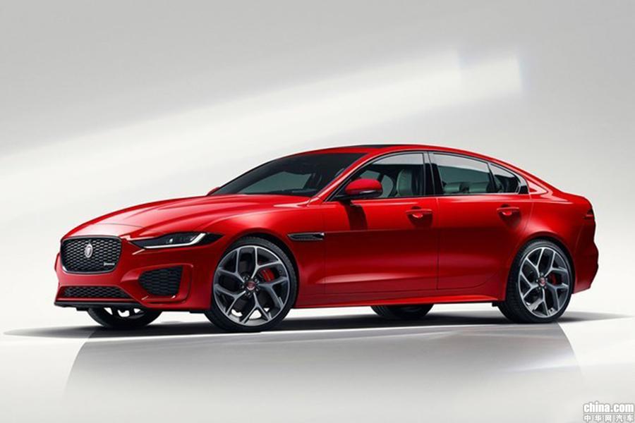 增加R-Dynamic车身套件 全新国产捷豹XEL即将推出