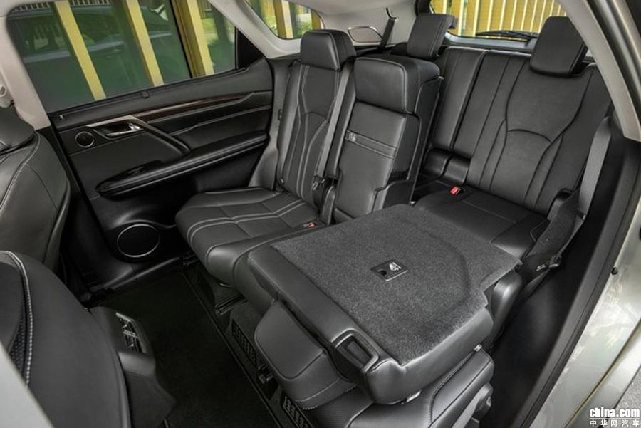 或亮相成都车展 雷克萨斯RX L有望于9月上市