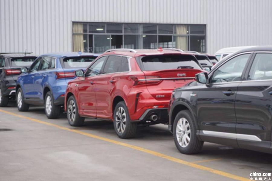 预计推5款车型 全新SWM斯威G01 F版将于今日上市