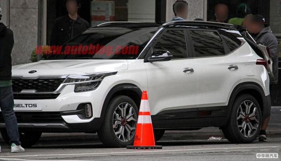 颜值重新上线 起亚全新SUV SELTOS无伪谍照曝光