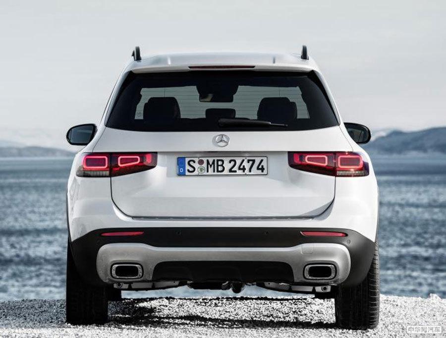 未来实现国产化/定位紧凑型SUV 奔驰GLB官图发布