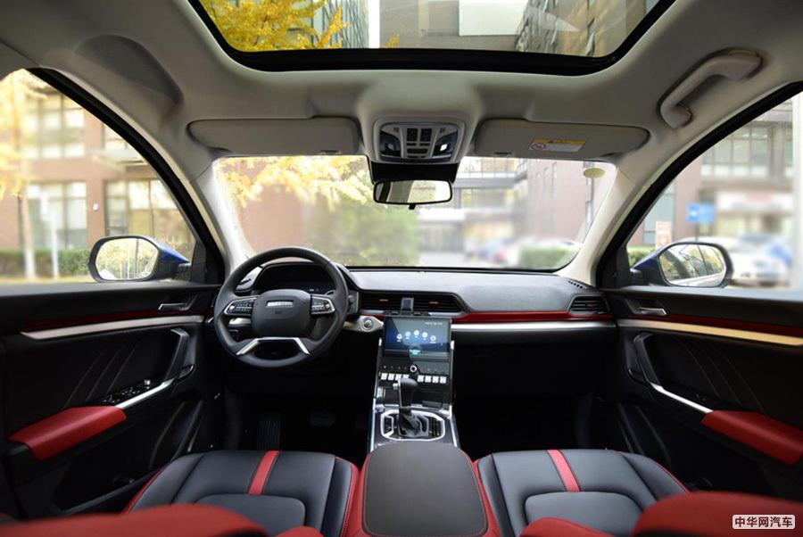 售价9.70-11.50万元 哈弗H4智联版国Ⅵ车型上市