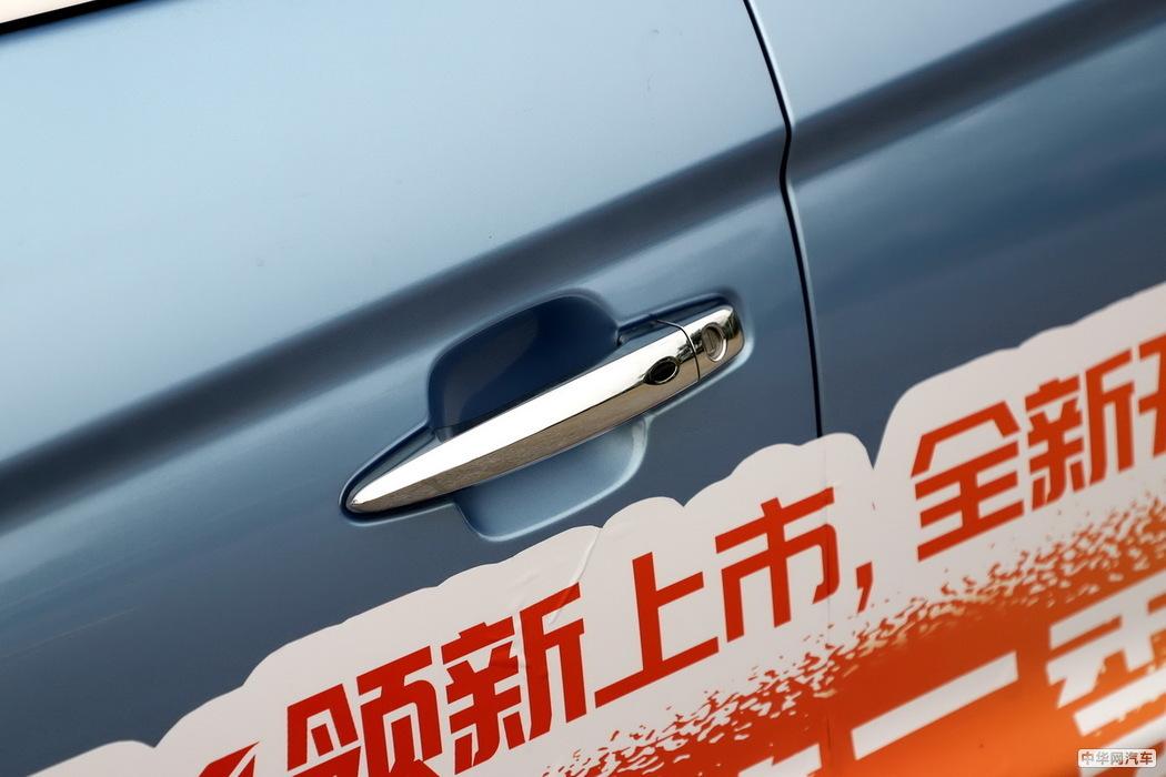 江淮iEVS4 2019款 豪华智联型 外观