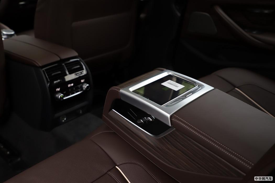 宝马5系新能源 2019款 530Le 先锋版 空间