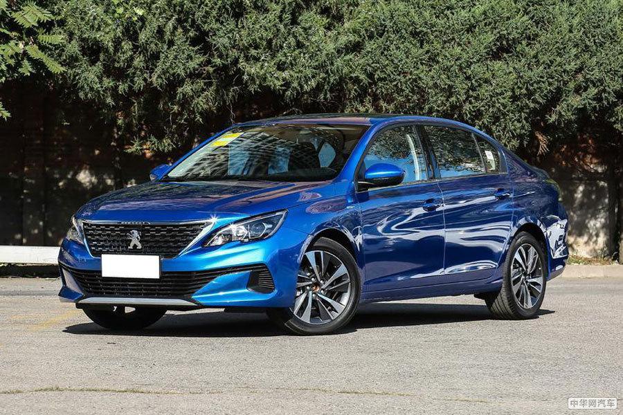 售价区间14.97-16.97万元 标致408国Ⅵ车型上市