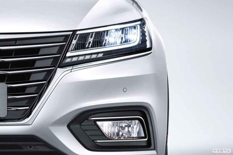 全系标配LED大灯 新款荣威eRX5于7月4日上市