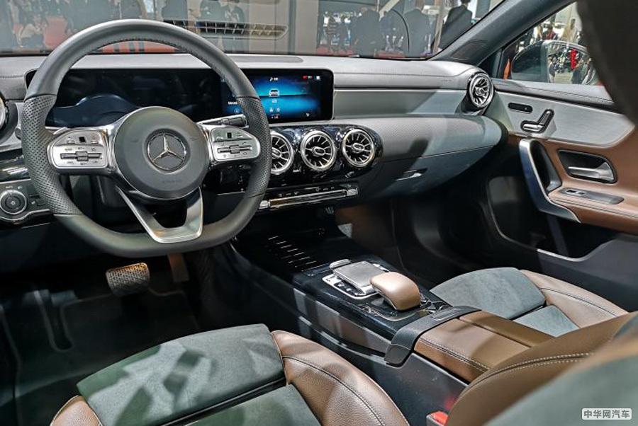 售价29.98万元 北京奔驰A 220 L 4MATIC上市