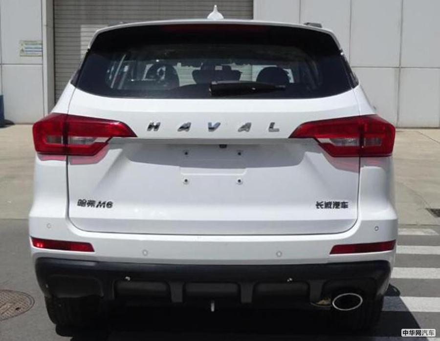 沿用1.5T发动机 哈弗新款M6将于7月10日上市