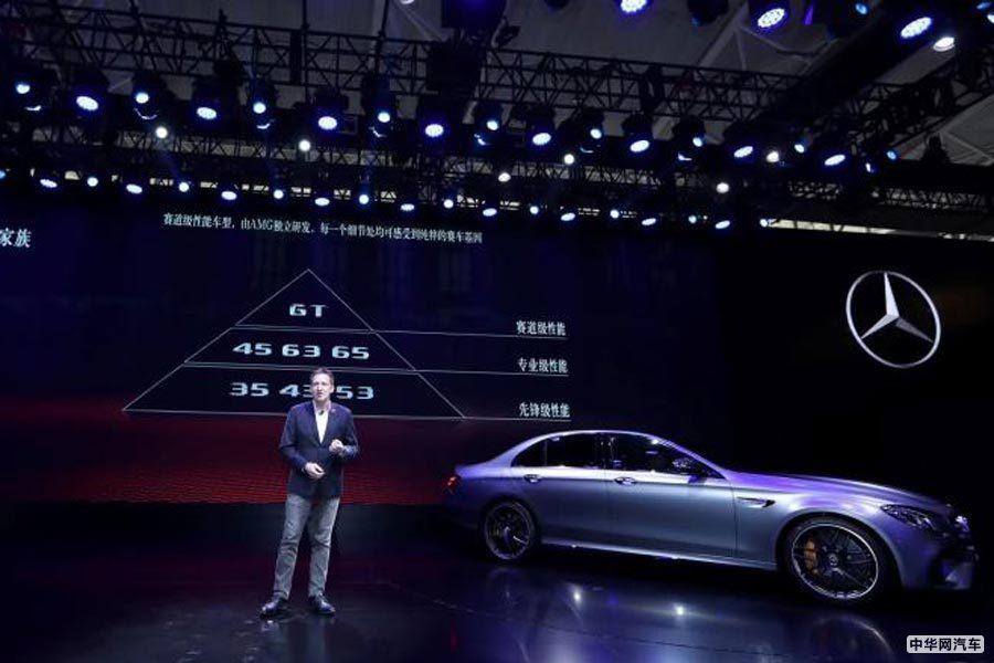 百公里加速仅需3.4秒 新款AMG E 63 S正式上市