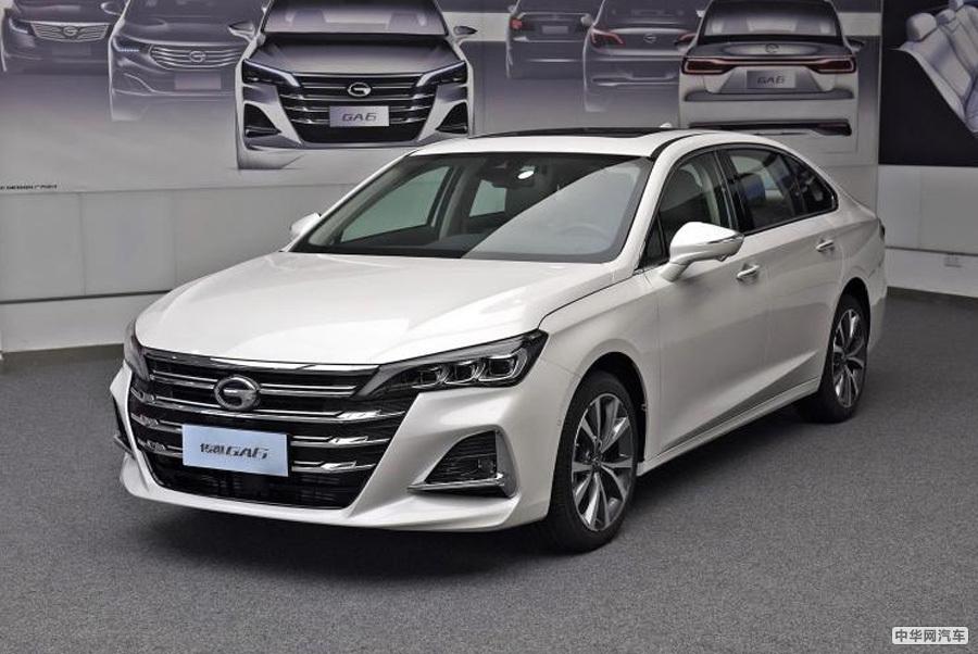 有望三季度上市 新一代传祺GA6将于7月20日预售