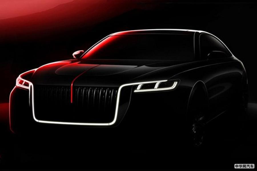 红旗新一代H7最新消息 将搭载3.0T V6发动机