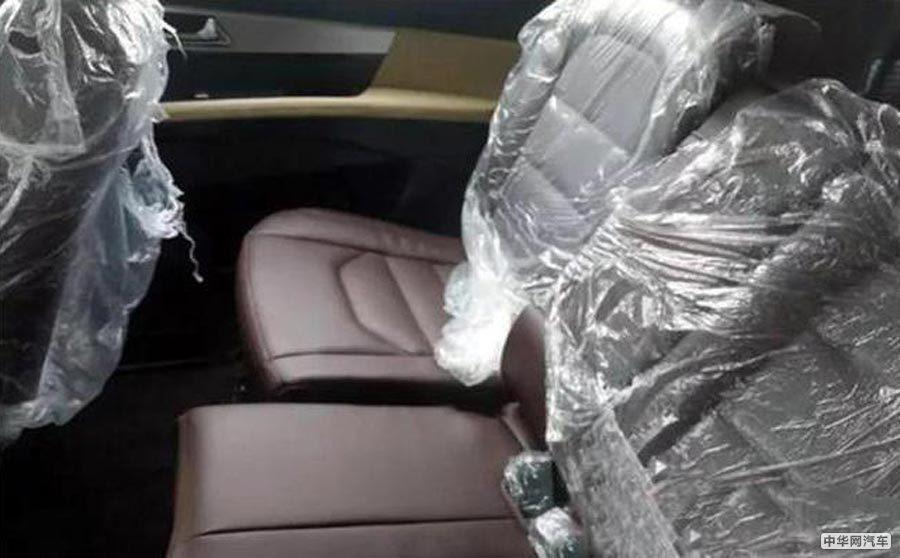 有望于今年内正式发布 海马全新MPV车型谍照曝光