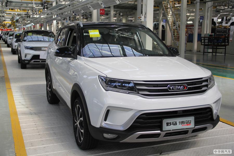 售价5.78-8.98万元 野马博骏性能版车型上市