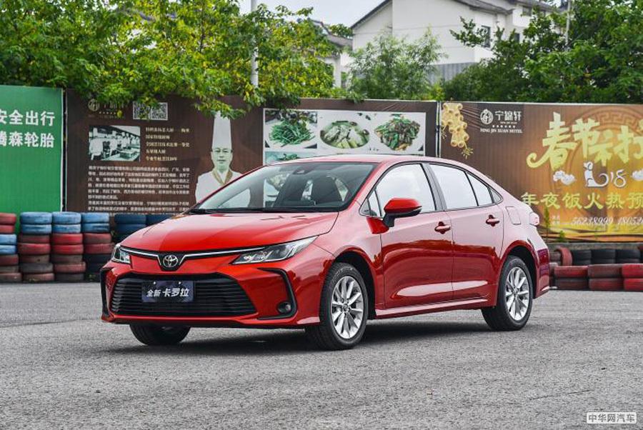 两种动力8款车型 全新卡罗拉将于8月9日上市
