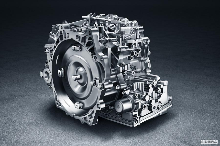 匹配CVT无级变速器 全新秦燃油版动力总成曝光