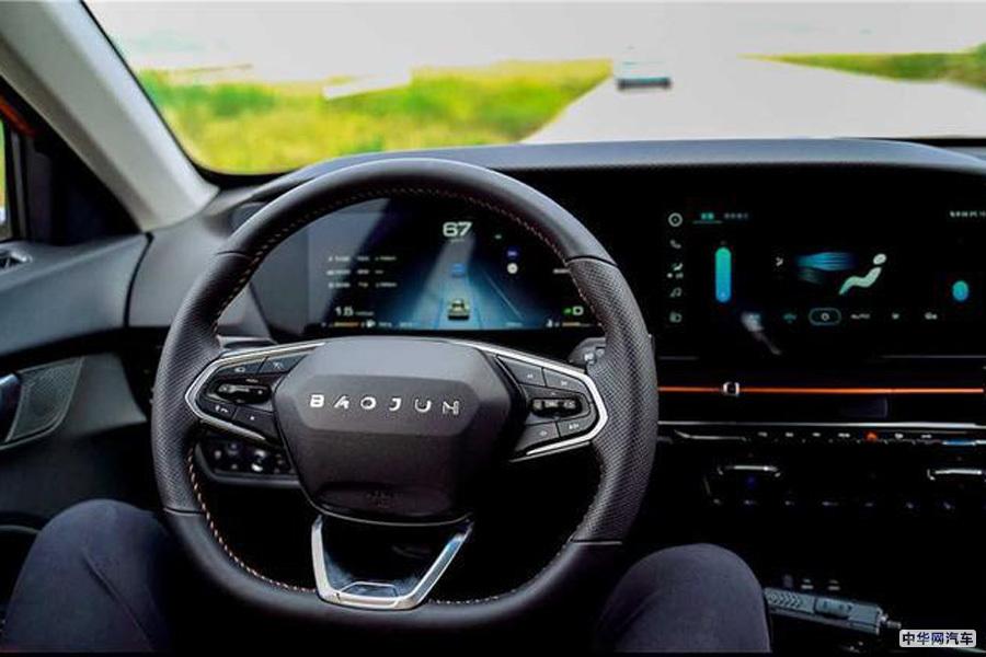 从未有过的智能体验  新宝骏让驾驶简单点!