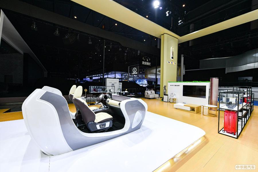 WEY品牌携VV7家族等重磅车型亮相2019成都车展