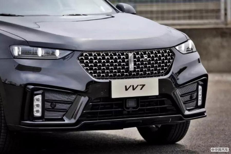 诸多细节升级加量不加价 2020款WEY VV7购车手册
