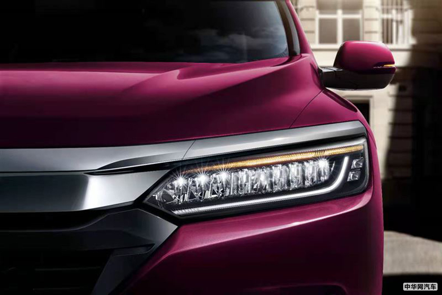 搅局紧凑型SUV市场 广汽本田皓影预售18万起