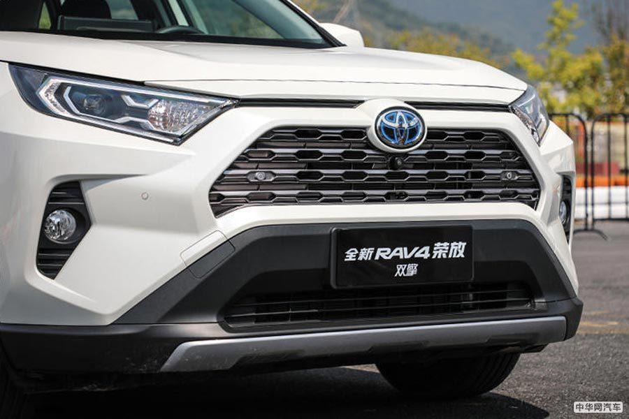 将于10月25日上市 一汽丰田全新RAV4荣放信息曝光