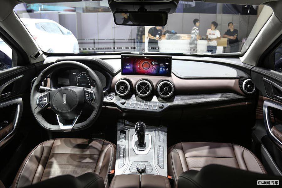 搭载2.0T混合动力 WEY VV7 PHEV将于11月份上市