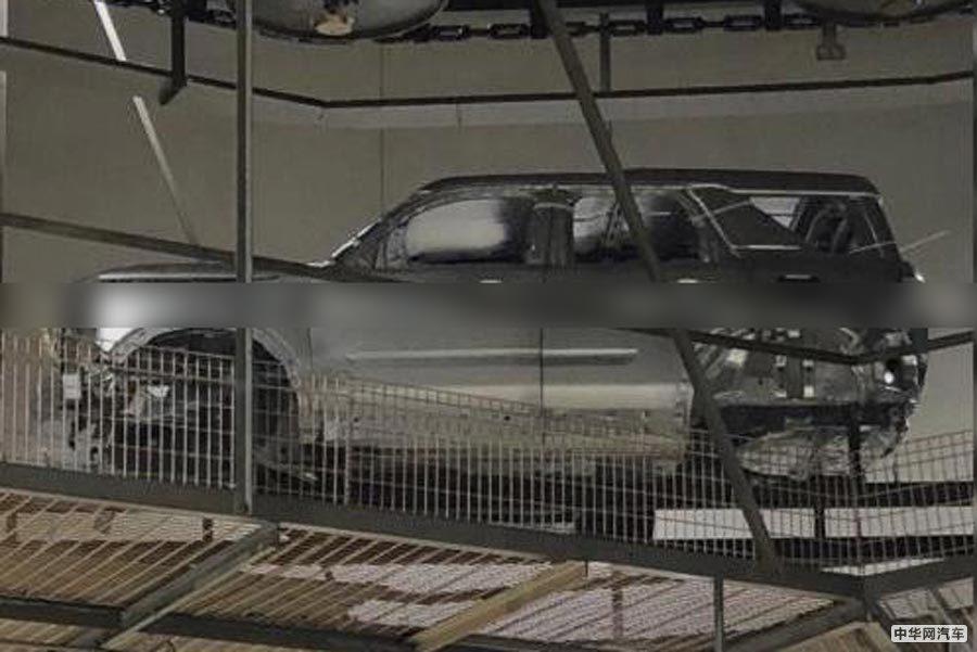 十分方正/风格硬朗 福特最新紧凑型SUV谍照曝光