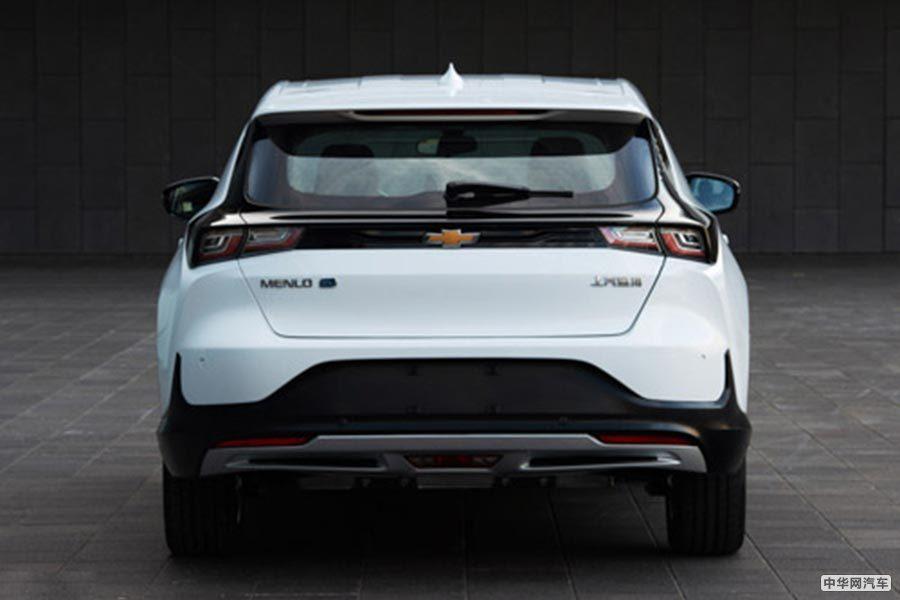 全新纯电动紧凑车型 雪佛兰MENLO将于11月8日首发