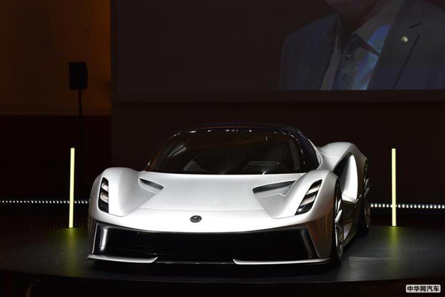 将于2019广州车展国内首秀 路特斯Evija最新消息