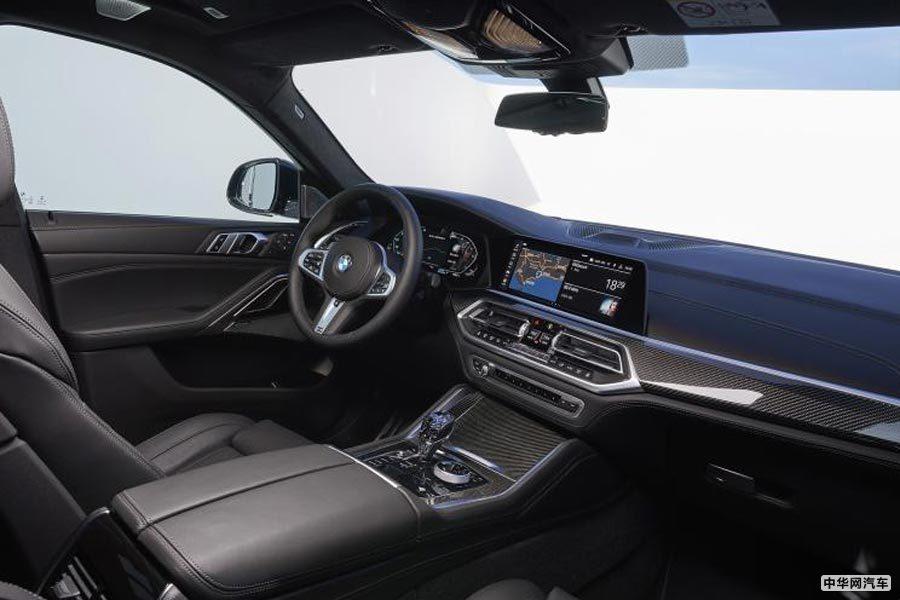 将于广州车展亮相 全新宝马X6特别版官图发布