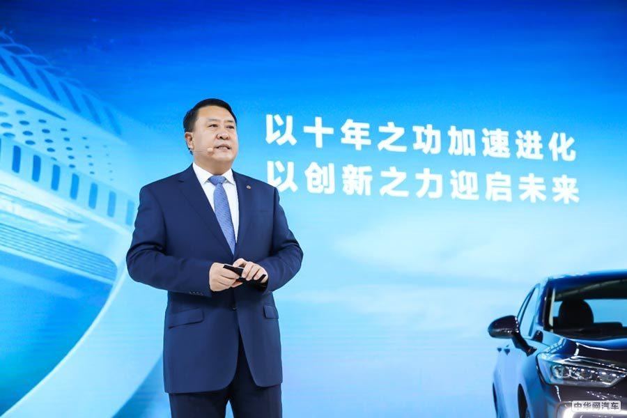 2019广州车展 BEIJING品牌广州车展开启新未来