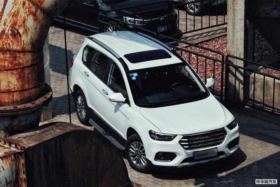 哈弗H6运动版尊贵智联型上市 售价12万元