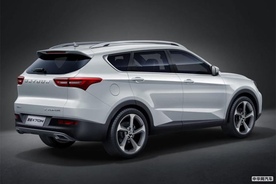 售价6.49-7.99万元 捷途X70M车型正式上市