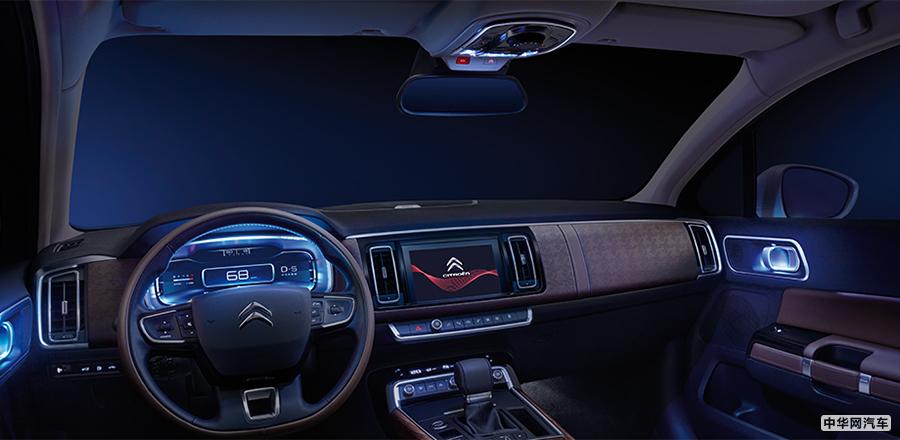 价格不变/标配胎压监测 2020款东风雪铁龙C6上市
