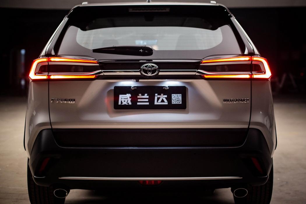 2020款广汽丰田威兰达