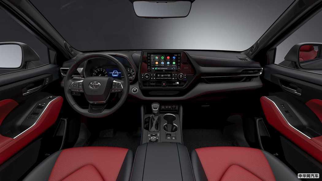 今年秋季开始发售 汉兰达运动版芝加哥车展发布