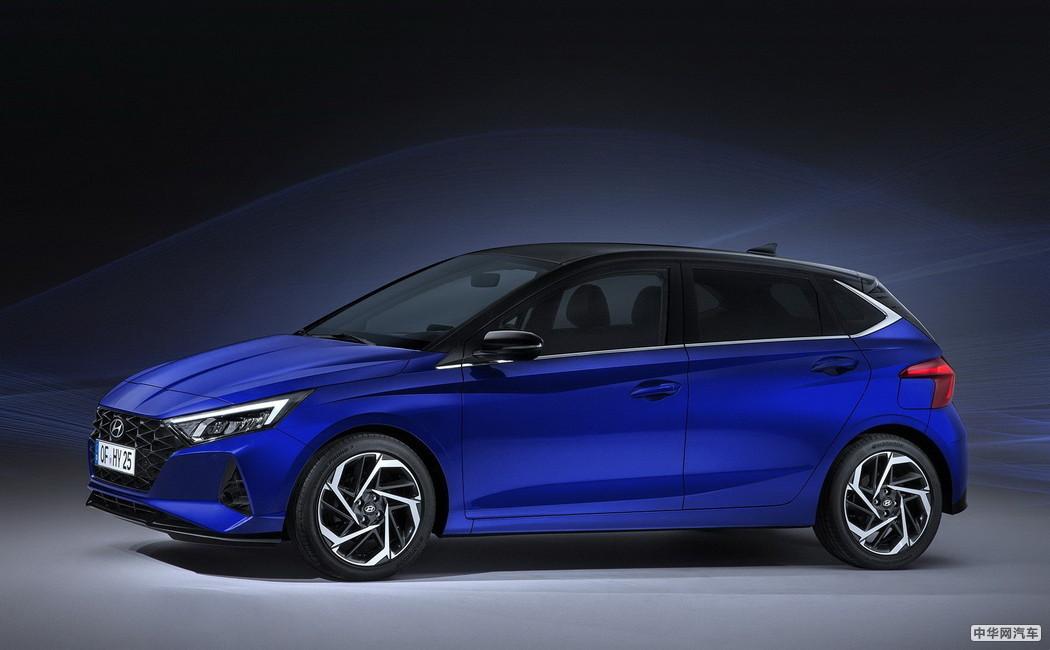 [行情]将于日内瓦车展首发 新一代现代i20官图发布