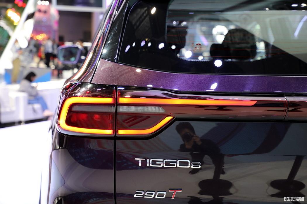 瑞虎8 2019款 1.6TGDI 自动旗舰型 组图