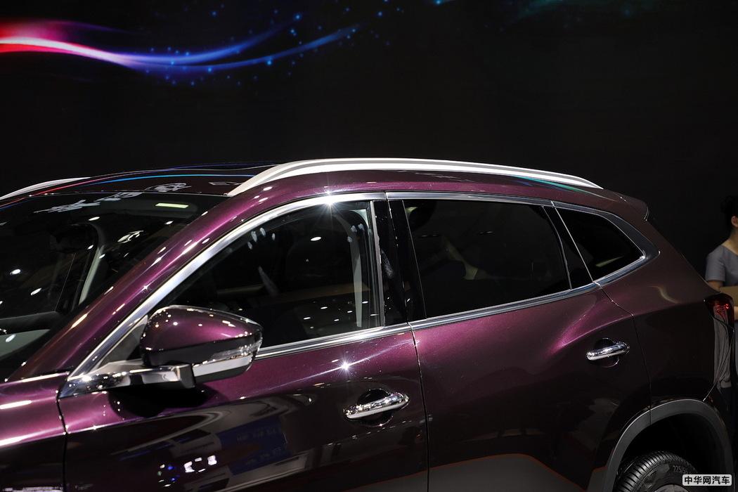 星途TX 2019款 TX 1.6T 两驱紫金版 组图