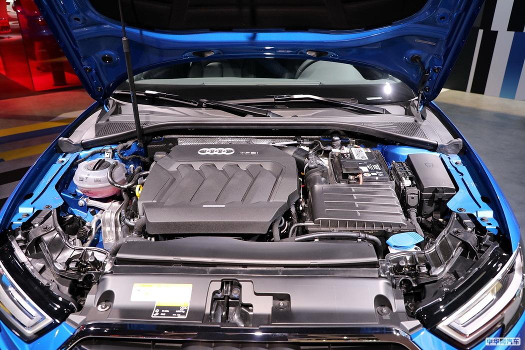 奥迪A3 2020款 Limousine 40 TFSI 运动型 国V 组图