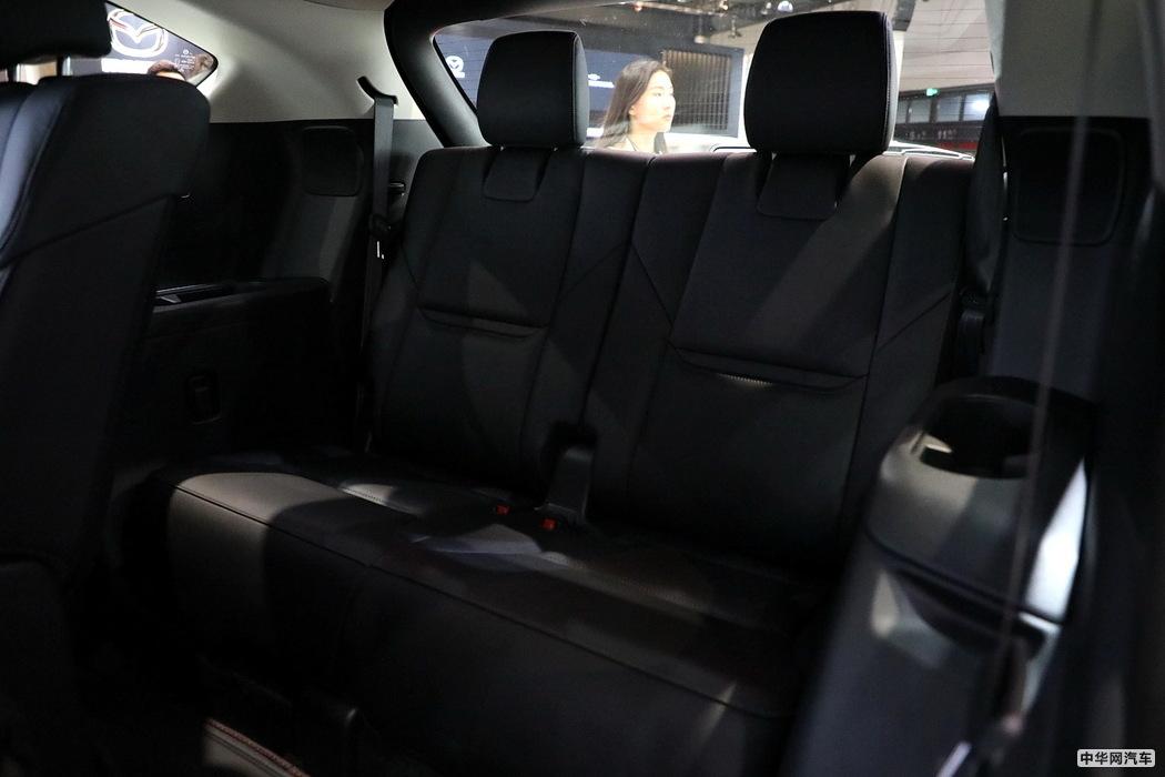 马自达CX-8 2019款 2.5L 四驱旗舰型 组图