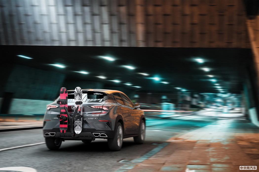 预计价12-15万元 长安引力UNI-T全球首发