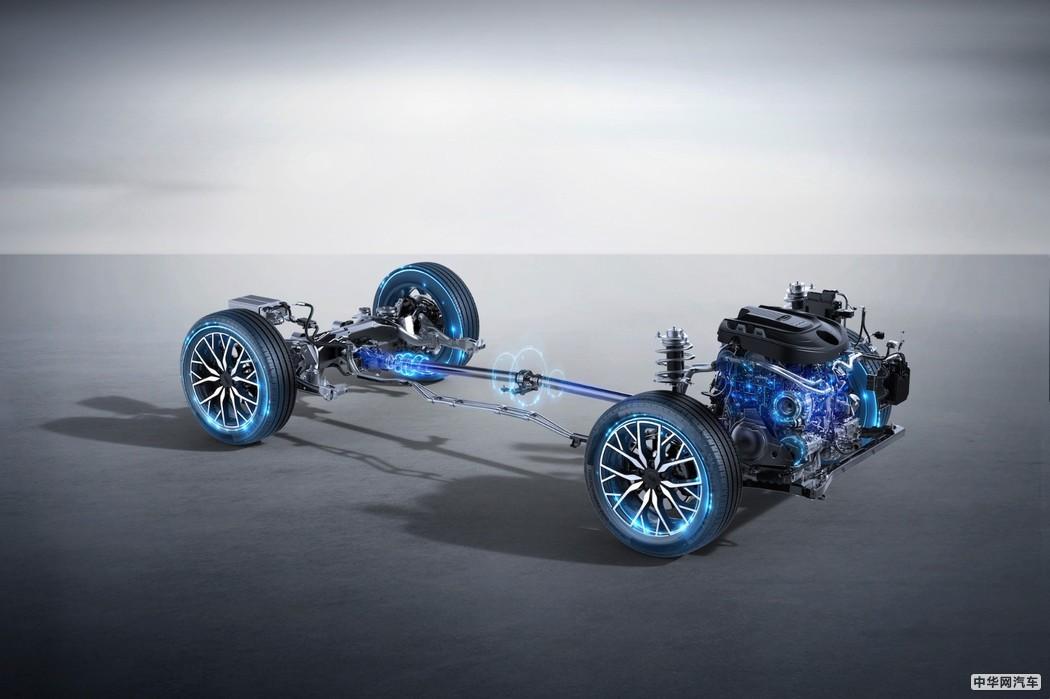 4WD+BSG节油高达15% 博越PRO四驱版配置曝光