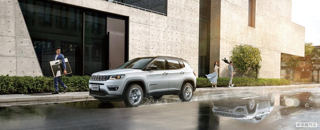 [行情]售价15.58-22.98万元 新款Jeep指南者正式上市