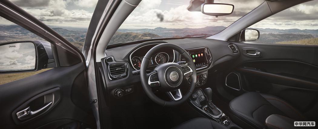 售价15.58-22.98万元 新款Jeep指南者正式上市