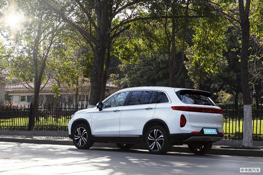将于今年第三季度正式上市 天美汽车BE11官图发布