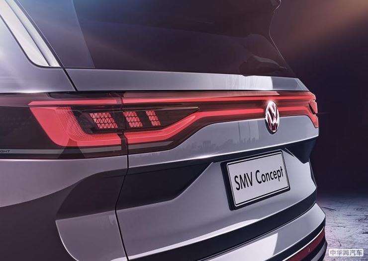 车长超五米 一汽-大众全新中大型SUV白车身下线