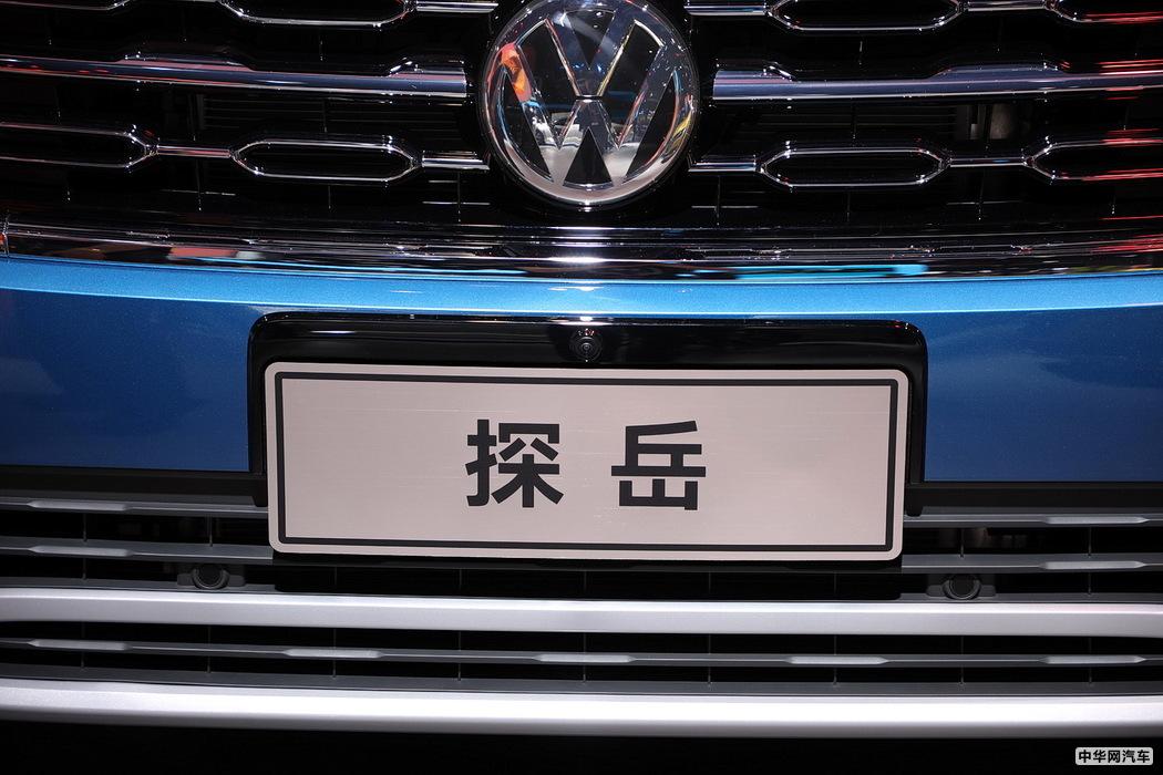 探岳 2019款 380TSI 四驱旗舰型 国VI 组图