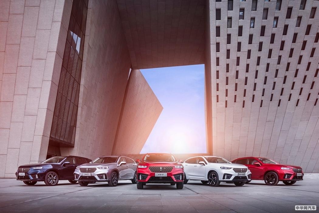 SUV皮卡持续领跑 长城汽车一季度销量超15万
