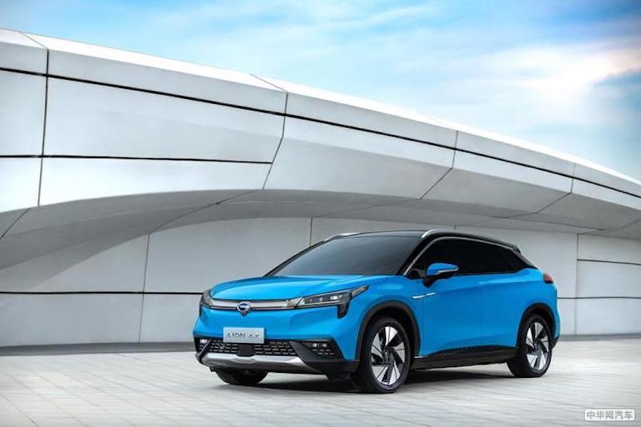 [行情]售价22.96万起 广汽新能源Aion LX 70 Lite上市